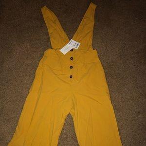 Gold Jumpsuit